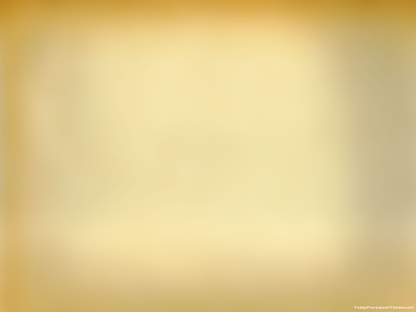 Yellow Vintage Paper Background Powerpoint – Today