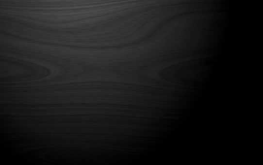 Dark Black Wooden Texture Background Powerpoint