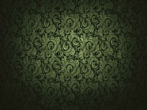 green-batik-fabric-texture-background-powerpoint