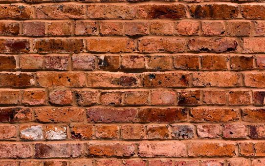 HDR  Red Brick Powerpoint Background