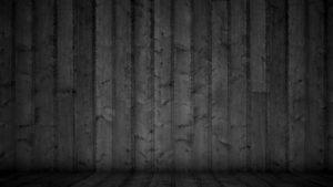 Dark Wood Stage Background